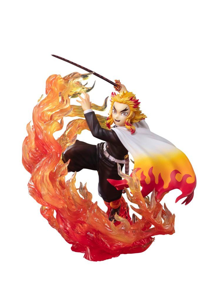 "KYOJURO RENGOKU FLAME BREATHING ""Demon Slayer"""