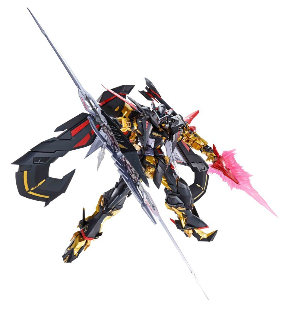 GOLD FRAME AMATSU MINA (PRINCESS SKY) FIG 18 CM MOBILE SUIT GUNDAM SEED ASTRAY METAL BUILD