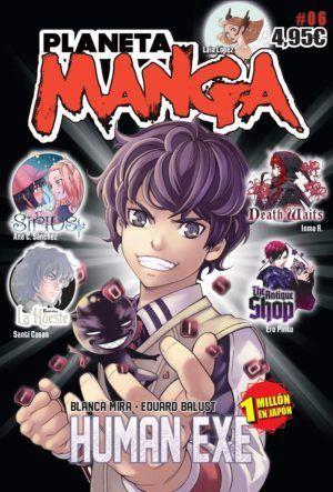 Planeta Manga #6