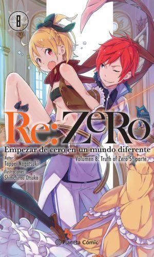 Re:Zero (novela) #8