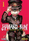 Hanako-kun, el fantasma del lavabo #1