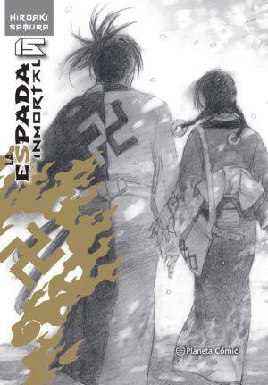 La Espada del Inmortal (Kanzenban) #15