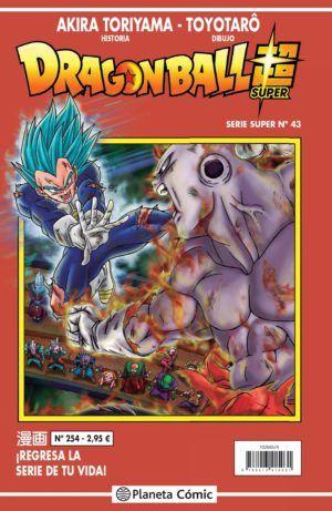 Dragon Ball Super (Serie Super) #254