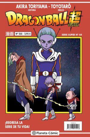 Dragon Ball Super (Serie Super) #255