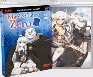 El mágico libro de Zero – Edición Coleccionista DVD