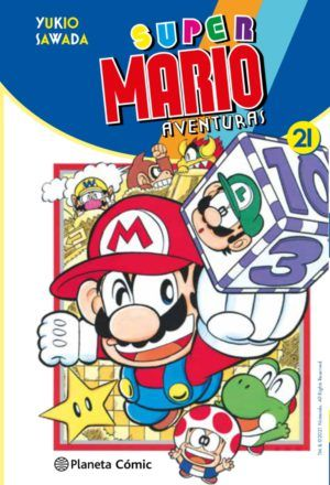 Super Mario #21