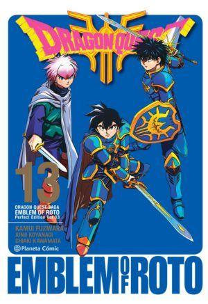 Dragon Quest Emblem of Roto #13