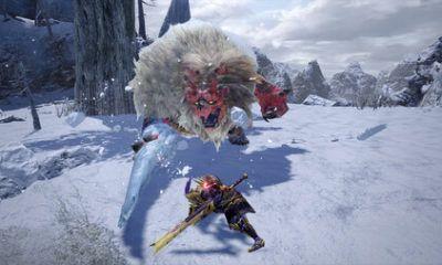 Monster Hunter Rise Frozen