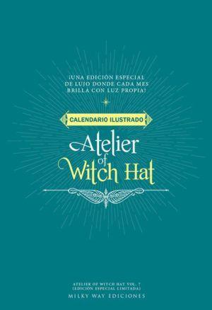 Atelier of Witch Hat #7 Edición Especial