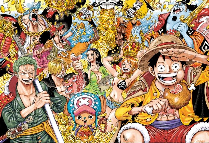 Naoshi Komi, author of Nisekoi, will redraw a chapter of One Piece - Ramen For Two