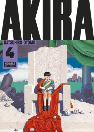 Akira Edición original #4