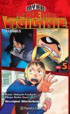 My Hero Academia: Vigilante Illegals #5