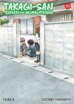 Takagi-san, experta en bromas pesadas #10