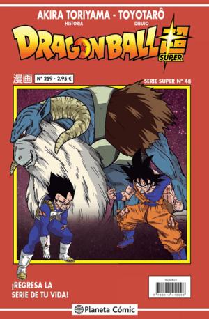 Dragon Ball Super (Serie Super) #259