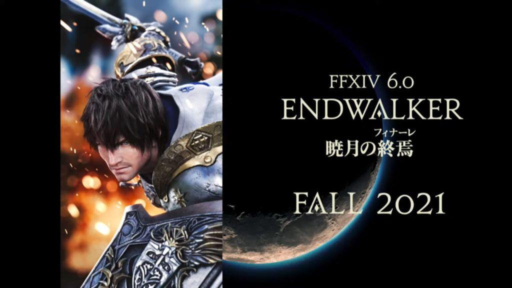 Final Fantaxy XIV Endwalker