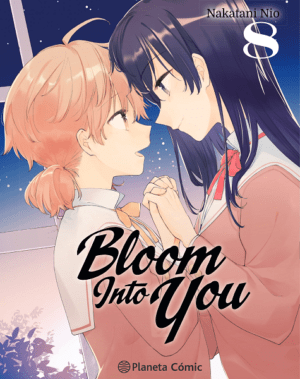 Bloom into you #8