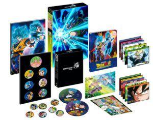 Dragon Ball Super: Broly – Edición Coleccionista A4 BD