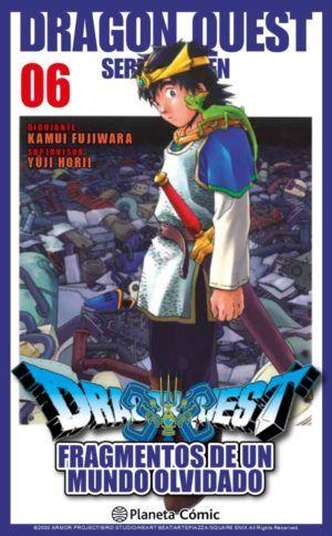 Dragon Quest VII: Fragmentos de un mundo olvidado #6