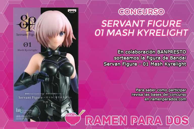 Concurso Servant Figure 01