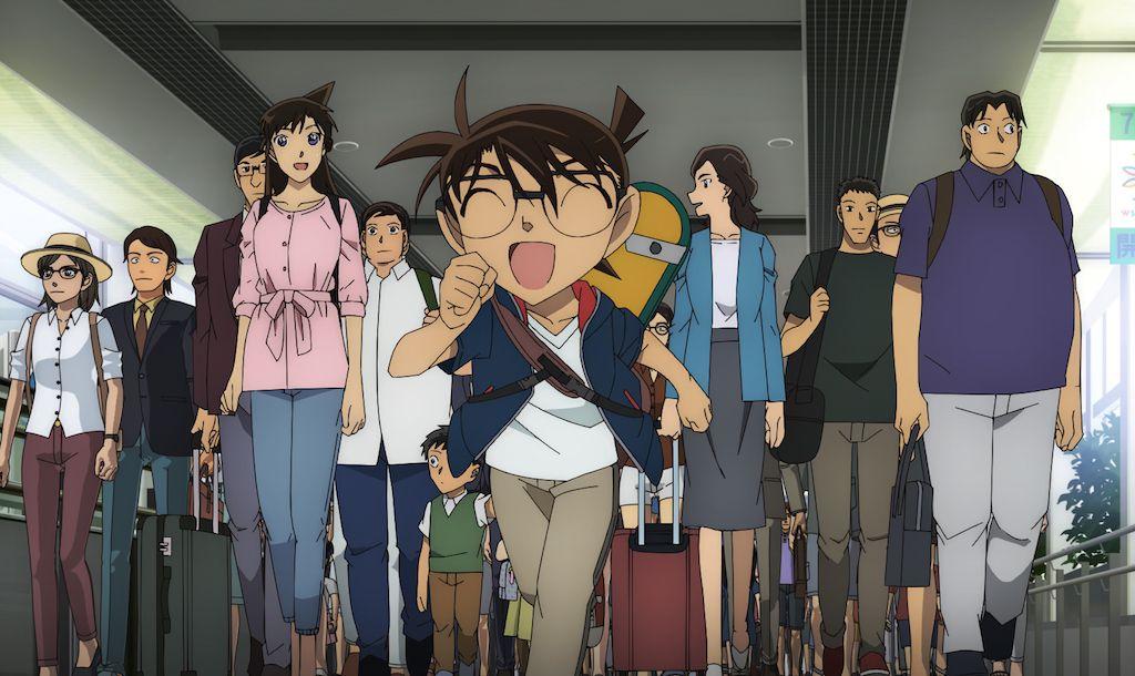 Detective Conan: La Bala Escarlata no llegará en castellano - Ramen Para Dos