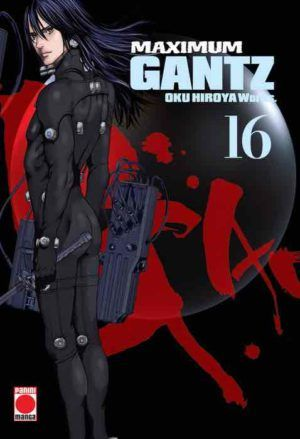 Gantz Maximum #16