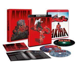 Akira Edición Coleccionista 4K