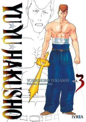 Yu Yu Hakusho Kazenban #3