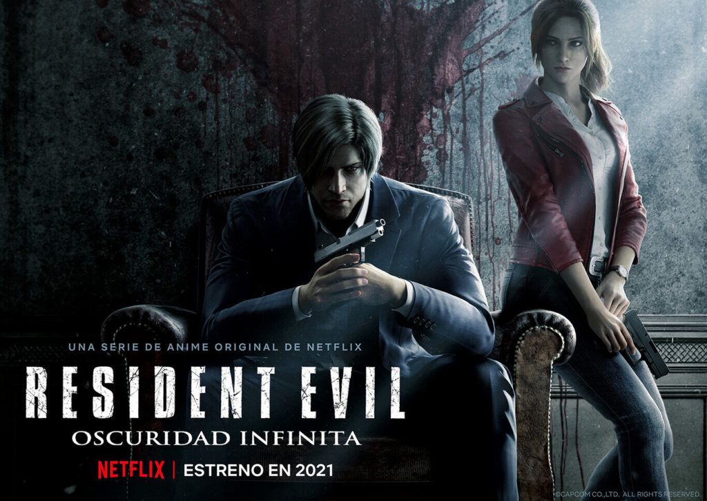 Resident Evil Oscuridad