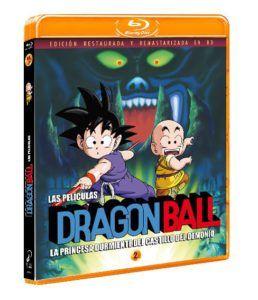 dragon ball la película 2