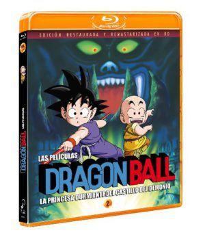 Dragon Ball La película 2: La Princesa durmiente del castillo del demonio
