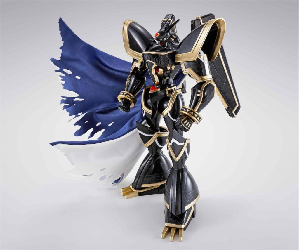 ALPHAMON: OURYUKEN PREMIUM COLOR ED. FIG 17 CM DIGITAL MONSTER X-EVOLUTION S.H.
