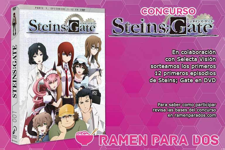 Concurso Steins Gate