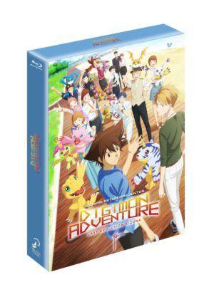 Digimon Adventure: Last Evolution Kizuna – Edición Coleccionista A4 BD