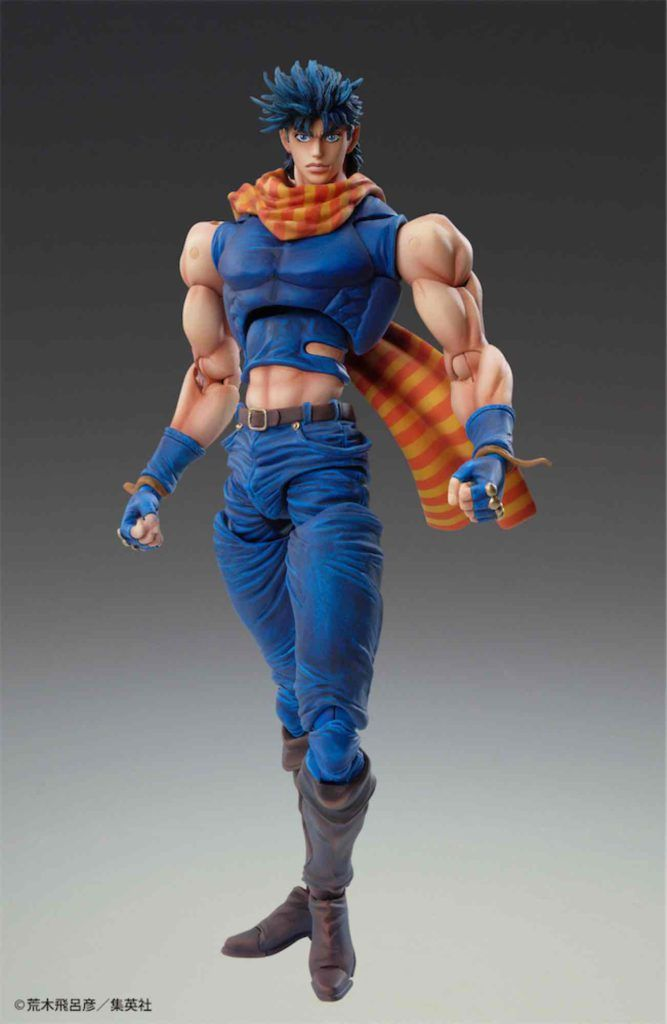 JOSEPH JOESTAR FIG 16 CM JOJO'S BIZARRE ADVENTURE P2 BATTLE TENDENCY CHOZO KADO