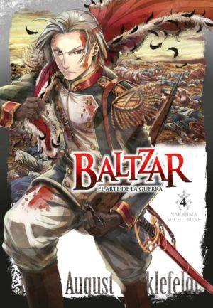 Baltzar, el arte de la guerra #4