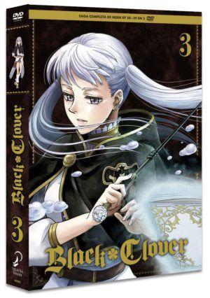 Black Clover Box 3 DVD