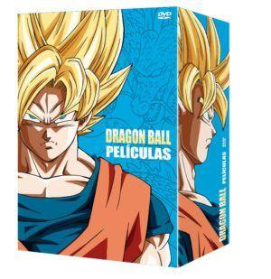 Dragon Ball y Dragon Ball Z: Las películas DVD