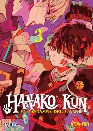 Hanako-kun, el fantasma del lavabo #3