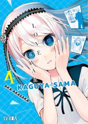 Kaguya-sama: Love is War! #4