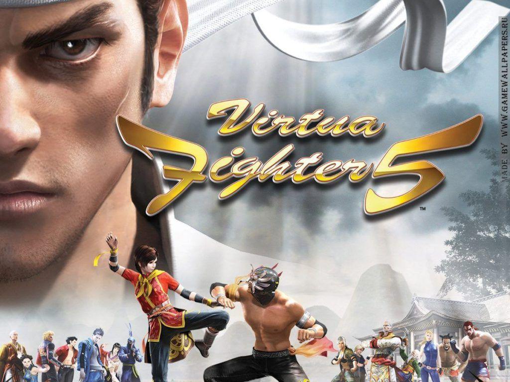 Virtual Fighter 5 Ultimate Showdown