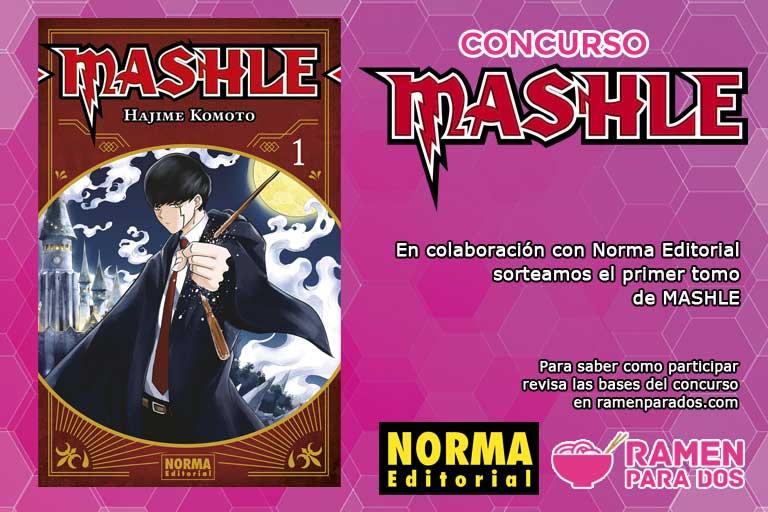 Concurso Mashle