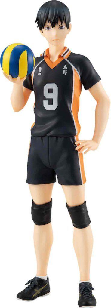 SHOYO HINATA FIGURA 17 CM HAIKYU!! TO THE TOP POP UP PARADE
