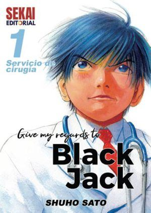 Give my regards to Black Jack - Ramen Para Dos