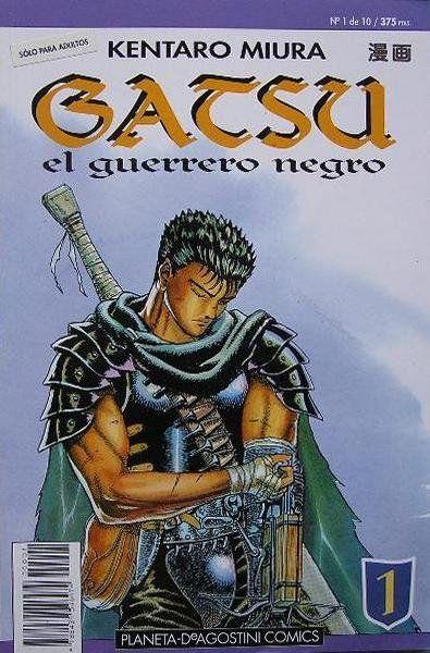 gatsu y el guerrero negro 1