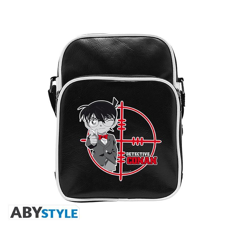 DETECTIVE CONAN Messenger bag Conan Vinyl Small size