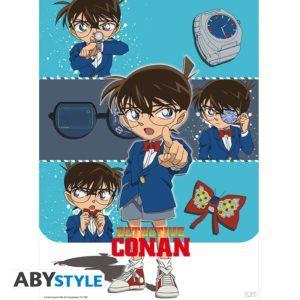 DETECTIVE CONAN Poster Conan (52x35cm)