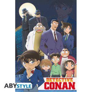 DETECTIVE CONAN Poster Group (91.5x61cm)