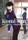 Komi-san no puede comunicarse #1
