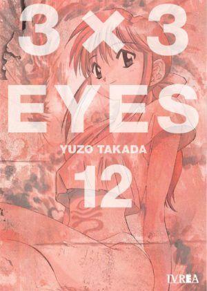 3×3 Eyes #12