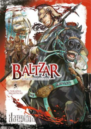 Baltzar, el arte de la guerra #5